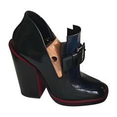 Bottines & low boots à talons JIL SANDER Multicouleur