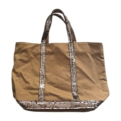 Non-Leather Handbag VANESSA BRUNO Moka