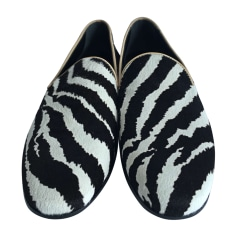 Loafers GUCCI Animal prints