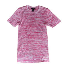 Tops, T-Shirt LOUIS VUITTON Rot, bordeauxrot