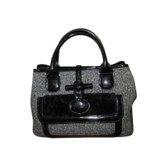 Leather Handbag LONGCHAMP Multicolor