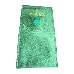 Wrist Watch ROLEX EXPLORER Green