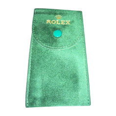 Montre au poignet ROLEX EXPLORER Vert