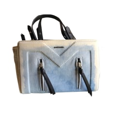 Non-Leather Handbag DIESEL Blue, navy, turquoise