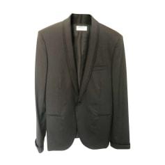 Veste de costume SAINT LAURENT Noir