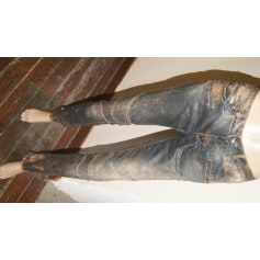 Jeans slim TEDDY SMITH Noir