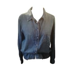 Shirt BA&SH Blue, navy, turquoise