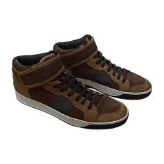 Sneakers LANVIN Brown