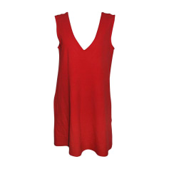 Mini Dress DIANE VON FURSTENBERG Red, burgundy