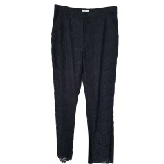 Straight Leg Pants CLAUDIE PIERLOT Blue, navy, turquoise