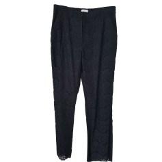 Pantalone dritto CLAUDIE PIERLOT Blu, blu navy, turchese
