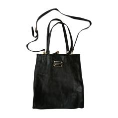Leather Handbag MARC BY MARC JACOBS Black