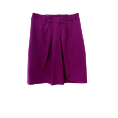 Midi Skirt GERARD DAREL Purple, mauve, lavender
