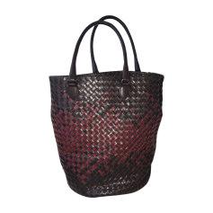 Leather Handbag BOTTEGA VENETA Multicolor