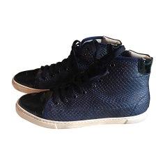 Scarpe da tennis LANVIN Blu, blu navy, turchese