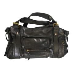 Leather Handbag GERARD DAREL Black