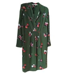 Midi Dress GERARD DAREL Green