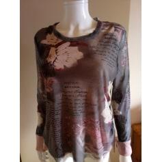 Top, tee-shirt BLEU DE SYM Gris, anthracite