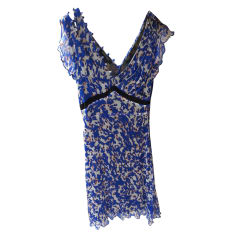 Midi Dress GUESS Blue, navy, turquoise
