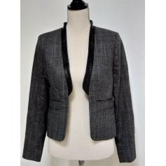 Jacket LES FÉES DE BENGALE Gray, charcoal