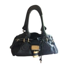 Leather Handbag CHLOÉ Black