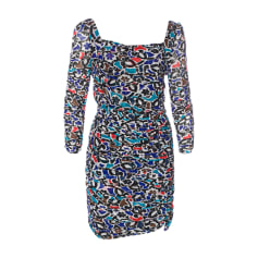 Mini Dress DIANE VON FURSTENBERG Multicolor