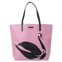 Non-Leather Handbag KATE SPADE Pink, fuchsia, light pink