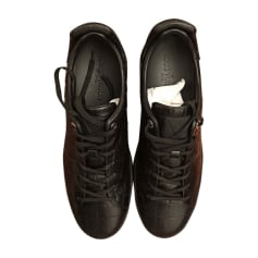 Baskets LOUIS VUITTON Noir