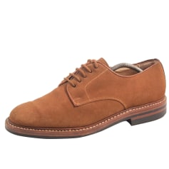 Lace Up Shoes POLLINI Brown