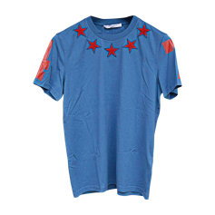T-shirt GIVENCHY Blue, navy, turquoise
