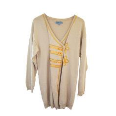 Vest, Cardigan APRIL MAY Beige, camel