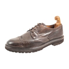 Lace Up Shoes BALDININI Brown