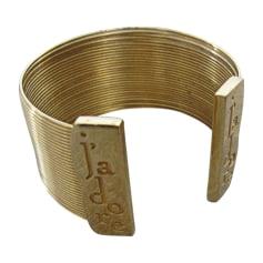 Bracelet DIOR Golden, bronze, copper
