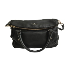 Leather Handbag KATE SPADE Black