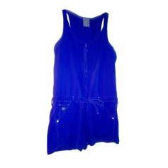Playsuit G-STAR Blue, navy, turquoise
