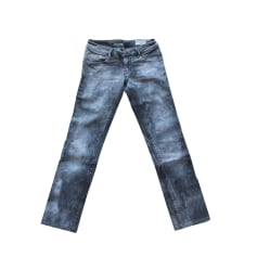 Straight-Cut Jeans  DIESEL Grau, anthrazit