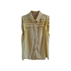 Camicia SANDRO Giallo