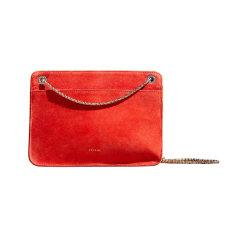 Leather Shoulder Bag SÉZANE Multicolor