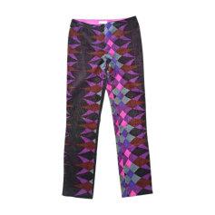 Pantalone dritto EMILIO PUCCI Multicolore