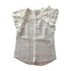 Blusa ISABEL MARANT Bianco, bianco sporco, ecru
