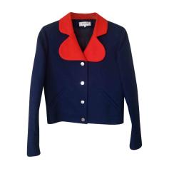 Jacket CARVEN Blue, navy, turquoise
