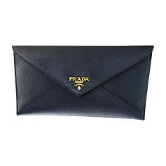 Wallet PRADA Blue, navy, turquoise