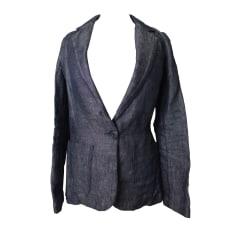 Blazer, Giacca tailleurr COMPTOIR DES COTONNIERS Blu, blu navy, turchese
