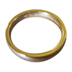 Ring CHAUMET Golden, bronze, copper