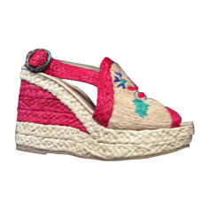 Wedge Sandals ROBERT CLERGERIE Multicolor
