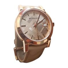 Armbanduhr BURBERRY Beige
