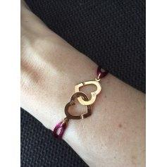 Bracelet DINH VAN Pink, fuchsia, light pink