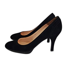 Pumps, Heels SERGIO ROSSI Black
