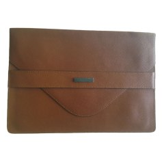 Porte document, serviette LANCEL Marron