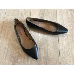 Ballet Flats MANGO Black
